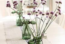 blomstetdekorationer