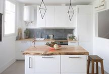 Kitchen / Cuisine / Exemples de plusieurs cuisines