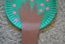Apple Themed Activities / by Melissa Spaulding