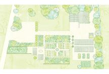 zahradní plány