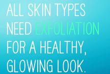 Skincare ads