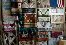QUILTS / QUILTING / by Nonilu