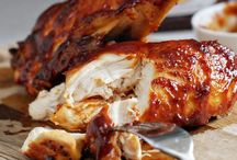 Chicken Recipes / A collection of recipes where chicken is the star! #chicken #recipes #yummy