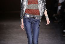 Isabel Marant 2010-2015 / Fall looks from the past 5 years of Isabel Marant's collections. Plus some additional ideas for our beauty line.
