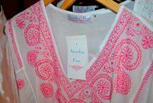 Amardeep Kaur Beachwear / A lot of summer in a little dress   http://amardeepkaur.com/