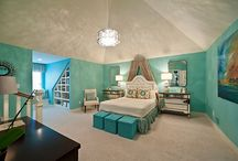 Dream rooms / I wish I at least get one of these rooms