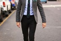 Men elegant style