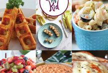 Kid Approved Lunch ideas