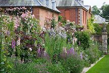 Englantilaisia puutarhoja / Näissä puutarhoissa olen jo vieraillut tai suunnittelen vierailua