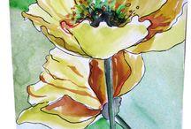 kwiaty art
