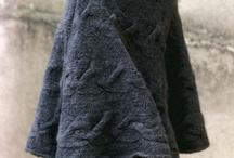denim knitwear