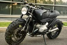 BMW r1200GS customization ideas