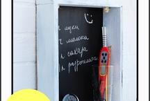 My CHALKBOARDS / wonderful and unique chalkboards of my workshop уникальные грифельные доски из моей мастерской Подари дому модный декор. http://www.thewaveofdecor.ru/
