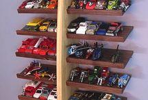Toys, toys, toys / Storage of the toys