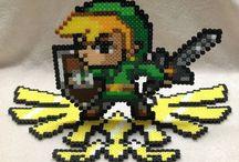 Hama beads Zelda