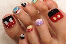 Toe Nail Art / Toe Nail Art & Designs