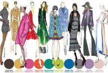 Pantone - Fashion Colour