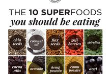 Superfoods / Our favorite superfoods to add to smoothies and meals for extra nutrition to fuel our bodies. / by Simple Green Smoothies