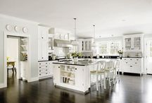 Kitchens / by Kira DePaola