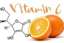 Vitamin C / These anti-aging Cosmeceutical ingredients have stood the test of time and proven themselves time and time again.
