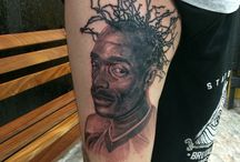 My works tattoos