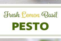 pestos and sauces