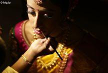 Getting Ready by Hi-Q Weddings / #hiqweddings#team#brahminbride#southindian#candidwedding #bestweddingphotographersinchennai