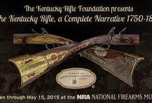 The Kentucky Rifle Exhibit / by NRA Museums