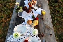It's a wrap!: table setups