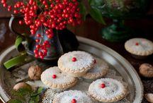 Vianočné koláčiky - Christmas cookies