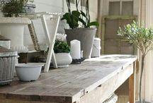 Vintage table / Vintage table