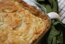 Pot pies / by Shannon Kinghorn