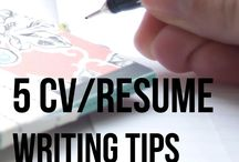 5 CV Resume Writing Tips for Filmmakers. Read the post for more info | Filmmaker | Screenwriter