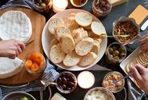 Cheese and wine party / Ideas for my cheese and wine party this Saturday