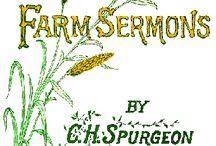 Church-Sermons / by Jan Parkerson