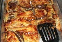 beringela de forno
