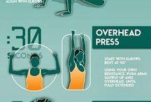 Exercícios para braços