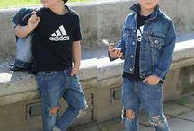 kidsファッションBOY