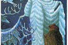 Illustration / Illustration / by lynne lamb