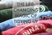 The Life Changing Magic of Tidying up your Life!