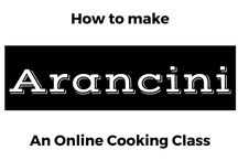 Cooking Classes / Online Cooking Classes