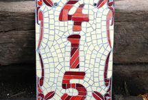mozaiek nummers