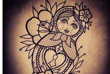 tatuointi inspiraatiot