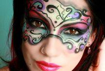 máscaras carnaval venecia