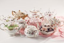 Teapots and Teacups / by Mary Caton