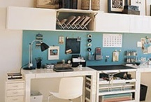 Home office / by Jacquie Lindsay
