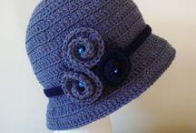 Sombreros Cloche