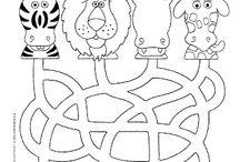 Kinder - Labyrinth