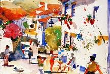 Charles Reid Watercolourist