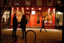 eating out / old favorites or new places to try in nyc / by Emily Ramirez